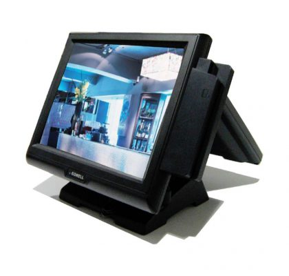 <strong>GOWELL</strong> POS Terminal 355 15″ Dual Screen